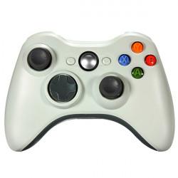 High Quality 2,4 GHz Drahtlos Spiel Steuerpult Joypad für Xbox 360 Weiß