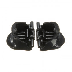 L2 R2 Trigger Buttons + 2 Springs Replacement Parts For PS4