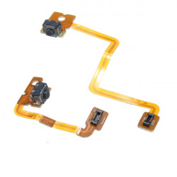 Left Right Shoulder Button with Flex Cable For Nintendo 3DS Repair L/R Switch