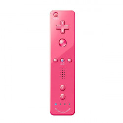 Motion Plus Remote Controller for Wii & Wii U Lovely Pink