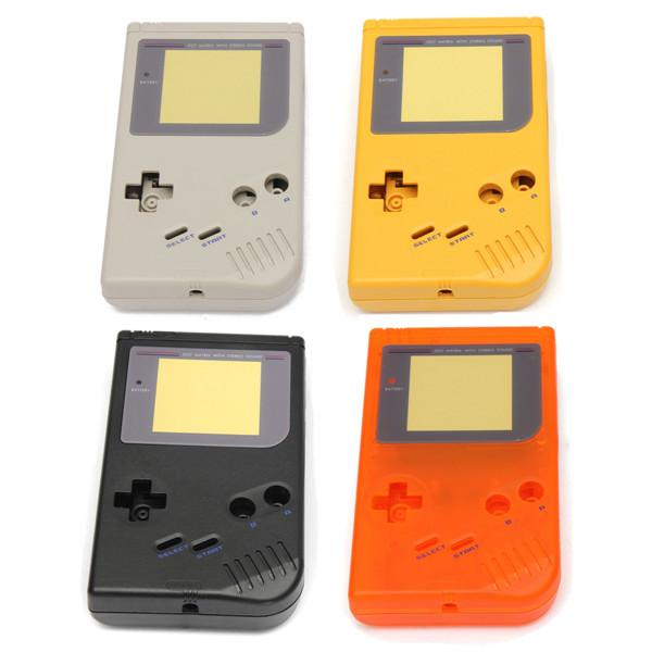OEM Fullständig Hölje Skal till Nintendo Game Boy Classic GB DMG Konsol Tv-spel Tillbehör