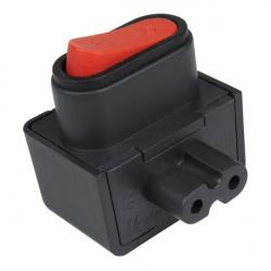 På / Av Strömbrytaren Adapter för PlayStation 3 Game Svart
