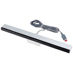 Remote Wired Infrared Ray Sensor Bar/Receiver  for Nintendo Wii