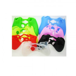 Silicone Protection Case Cover For XBOX 360 Wireless Controller