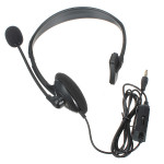 Wired Gaming Headset With MIC & Volume Control For Playstation 4 PS4 Video Games