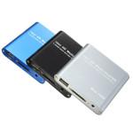 1080P Mini HDD Media Player MKV/H.264/RMVB Full HD With HOST USB/SD Card Reader Media Players