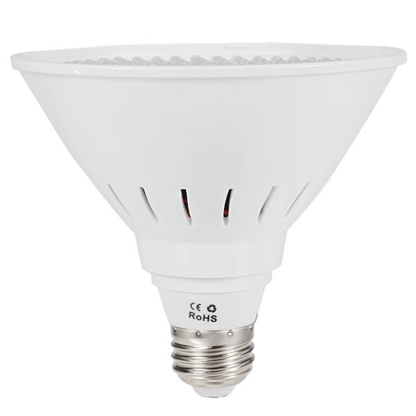 168 LED Hydroponic Light Lamp Red Plant Grow Bulb E26 16W 110V 220V Electronic Accessories & Gadgets