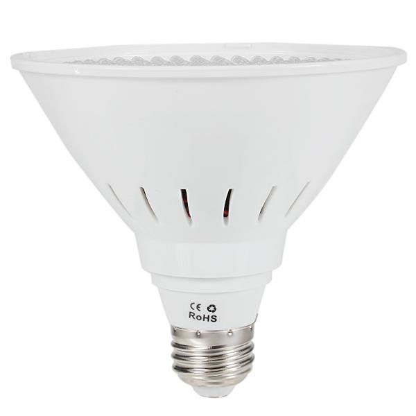 168 LED Hydroponiska Ljus Lampa Röd Växt Grow Bulb E26 16W 110V 220V Elektroniska Tillbehör & Gadgets