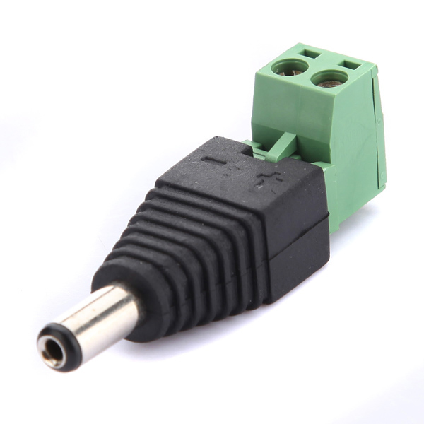 2.1mm DC Plug Power Adapter For CCTV Security camera Plug & Adaptors