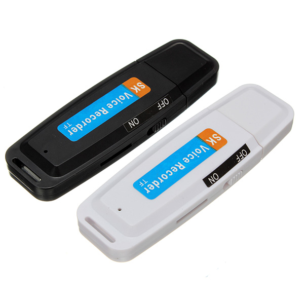 32GB USB Penna Disk Blixt Drive Digital Audio Diktafon Mediaspelare