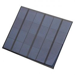 3.5W 6V Epoxy Solarpanel Solarzellenpaneels DIY Solar Ladegerät