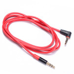 3.5mm 4-3 Pole Male To Male Record Car Headset Aux Audio Connect Cord Cable Media Players