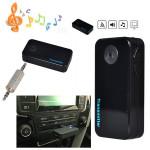 3.5mm Stereo Bluetooth Audio Musik Sändare Adapter för TV DVD Radio MP3 MP4 Mediaspelare