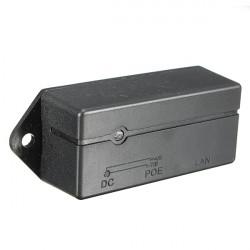 3st Passiv PoE Injektor Splitter Modul Väggfäste för Mikrotik Tranzeo OpenMesh