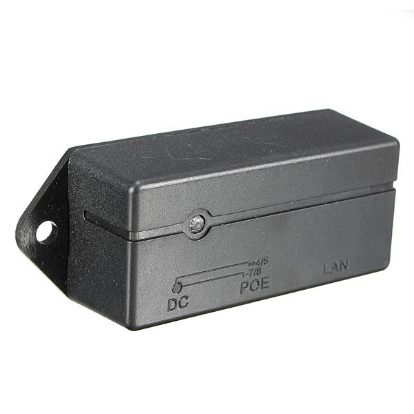 3st Passiv PoE Injektor Splitter Modul Väggfäste för Mikrotik Tranzeo OpenMesh Elektroniska Tillbehör & Gadgets