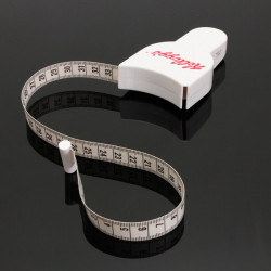 """60"""" 150cm Body Fitness Maßband Retractable Lineal"""