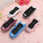 8GB IPX8 Waterproof MP3 Music Support Player FM Radio Underwater Swimming Diving Digital Media Players