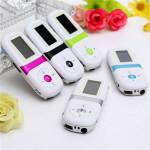 8GB Mini USB Digital LCD Schirm MP3 Musik Media Player Unterstützung Micro SD TF Karte Media Player