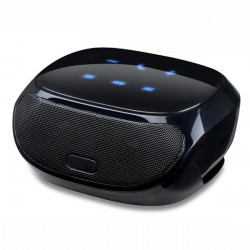 AJ-81 HIFI Portable Bluetooth Speaker With Touch Screen For Iphone All Mobiles Tablet PC