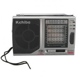 AM/FM/SW1-8 Radio Receiver Pointer Type 10 Band Medium Wave Shortwave