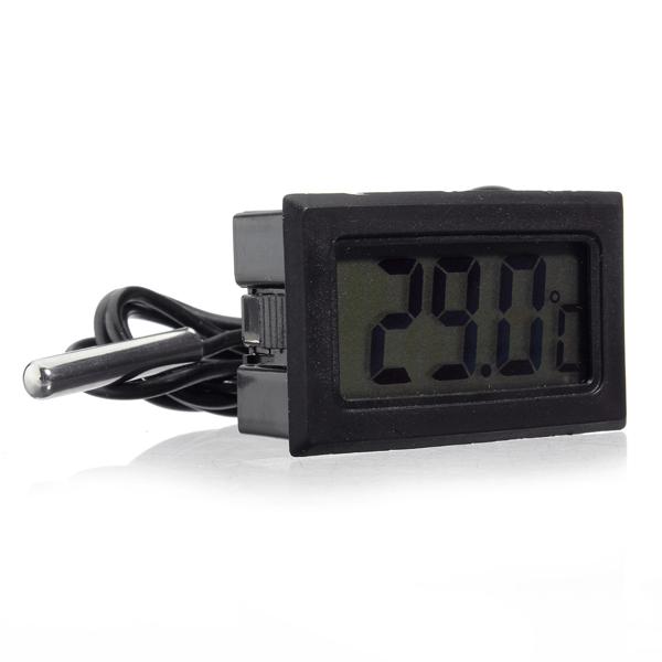 Aquarium LCD Digital Thermometer Fish Tank Water Digital Thermometer Electronic Accessories & Gadgets