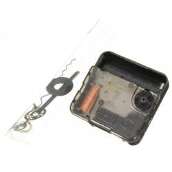Schwarz DIY Quarz Uhrwerk Kit