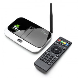 CS918S A31 4K Quad Core 2G RAM 16G ROM Andriod Fernsehkasten errichtet in 5.0MP Kamera WiFi Bluetooth 3G XBMC