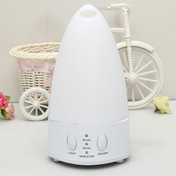 Färg Förändras Lysdiod Ultrasonic Luftfuktare Reningsverk Aroma Diffusor Office Home Elektroniska Tillbehör & Gadgets