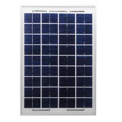 DIY 10W Solar Panel für 12V Batterie Polysilizium Lade