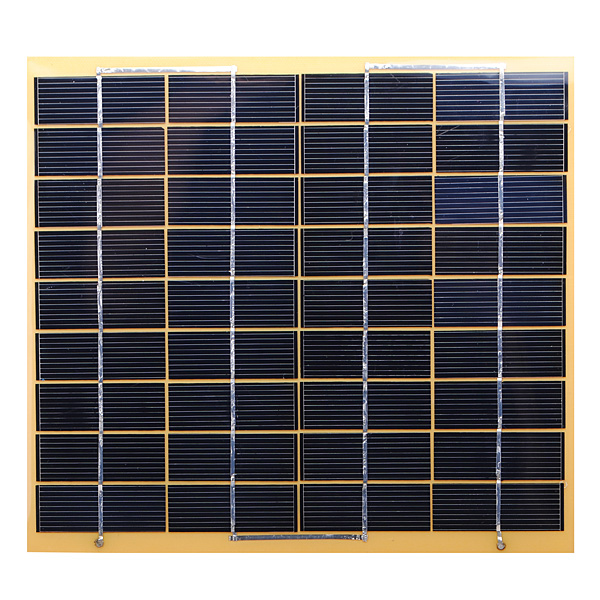 DIY 5W 18V Polysilicon Solar Panel For 12V Battery Charging Electronic Accessories & Gadgets
