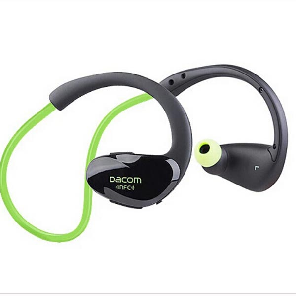 Dacom Athlete Sports Wireless Bluetooth 4.1 Stereo Headphone Earphone Headset With Microphone And NFC Media Players