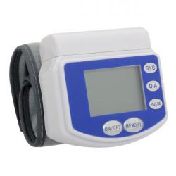 Digital Blood Pressure Monitor Sphygmomanometer Wrist Style With Belt