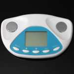 Digital LCD Körperfett Analysator Monitor Meter BMI Weight Loss Calculator Elektronischer Zubehör & Geräte