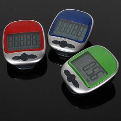 Digital LCD Pedometer Entfernung gehenden Kalorie Gegentaschenclip