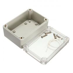 Elektronische Plastikkasten wasserdichte elektrische Anschluss Hülle 100x68x50mm