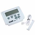 FSK / DTMF Opkalds-Id Box + Kabel Mobiltelefoner Justerbar LCD Skærm Elektronik Tilbehør & Gadgets