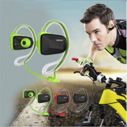 Jabees BSport Sport Waterproof Bluetooth Earphone Stereo Headphone APTX NFC With Microphone For Mobile Phone