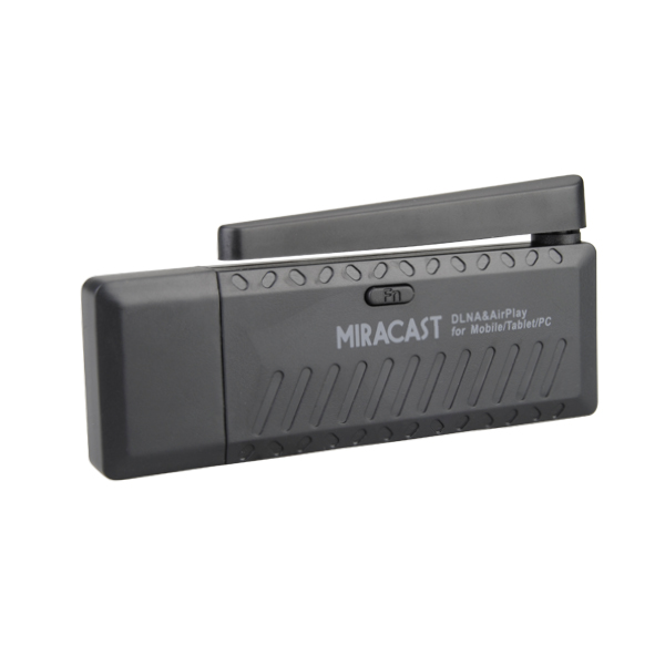 M806 Miracast DLNA Trådlös Airplay Wifi Display TV Dongel för Mobile Tablet PC Mediaspelare
