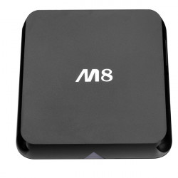 M8 Quad Core Android 4.4 2GB RAM 8GB ROM 5G WiFi Bluetooth 4.0 TV Box