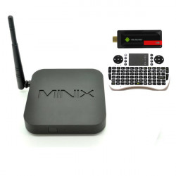 MINIX NEO X6 Android TV Box Amlogic S805 With MK809IV RK3188 Quad Core TV Dongle And UKB-500 Air Mouse Keyboard