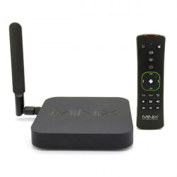 Minix NEO X8-H Plus Amlogic S812 Quad-Core-2G RAM 16G ROM 5.0 G WIFI Android 4.4.2 Google TV Box med A2 Air Mouse