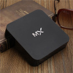 MX Dual Core 1G + 8G Android 4.2 Smart TV Box Medieafspillere 1080P WiFi HDMI XBMC Medieafspillere