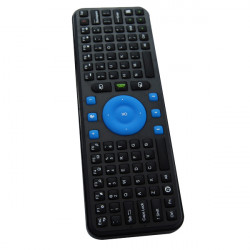 Measy RC7 2.4G USB Trådlös Mini Keyboard Gyroskop Air Mouse Remote för Mini PC Android TV Box