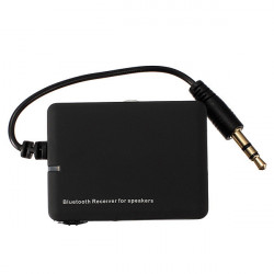 Mini 3.5mm Wireless HiFi Stereo A2DP Bluetooth Music Audio Receiver Adapter