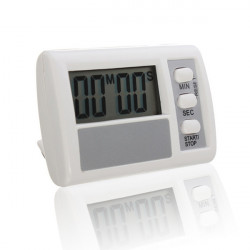 Mini Digital Nedräknings Timer LCD Display Elektronisk Alarm