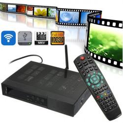 North America JynxBox Ultra HD V7 TV Receiver+JB200+HDMI+WIFI Dongle