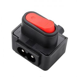 PS3 Slim G Switch Power Switch Adapter Black