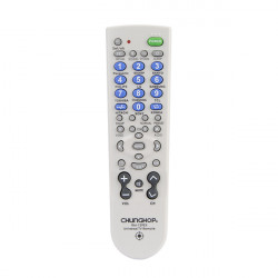 Portable Universal RM-139EX TV Remote Control Controller For TV Television Sets