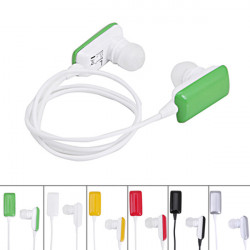 S301 Stereo Bluetooth In-ear Earphone Headset Headphone Candy Color