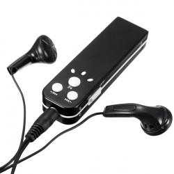 SK-895 8GB Uppladdningsbart USB 2.0 Blixt Drive Digital Diktafon